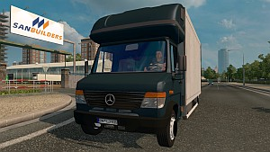 Mercedes Vario for Ai traffic