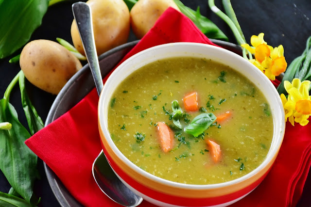 best soup when you have the flu
