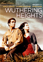 Image result for wuthering heights olivier dvd cover