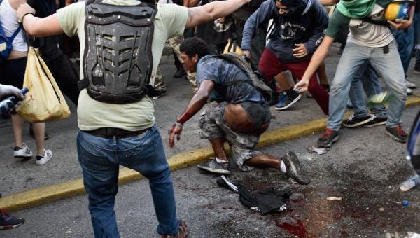 Linchamientos, una epidemia de ira que se expande en Venezuela