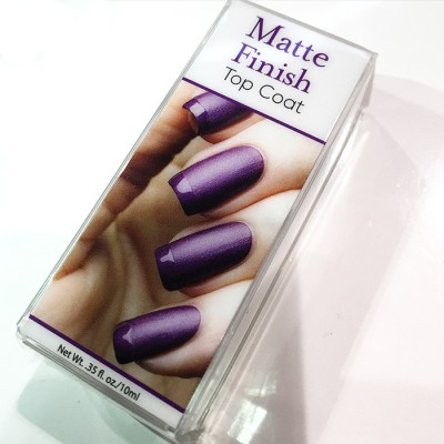 JulieG Matte Finish Top Coat