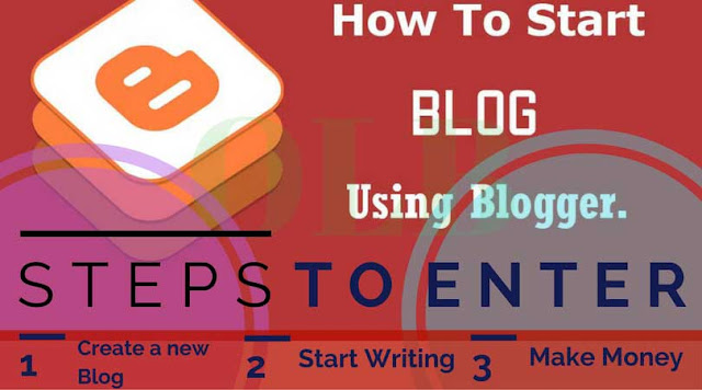 How to Start a Blog on Blogger For Free and Make Money