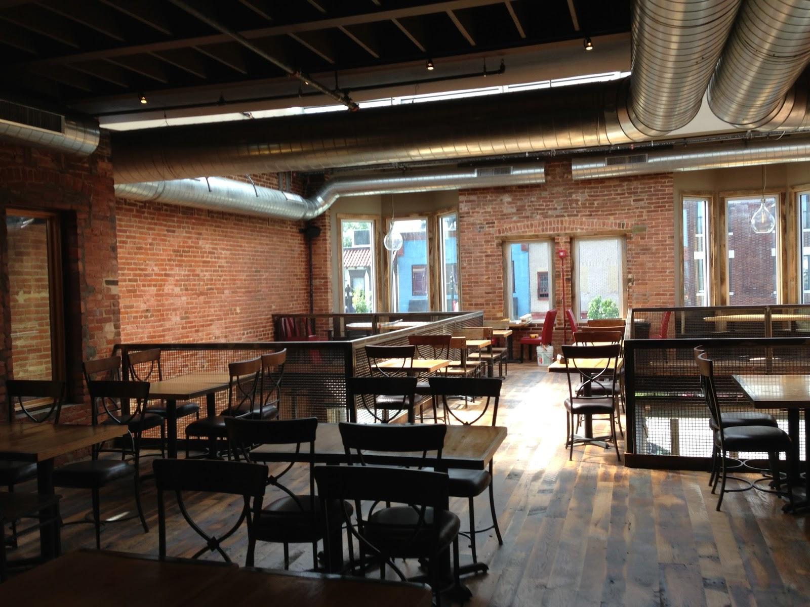 H Street Great Street Redrocks Pizzeria Opening Next Week