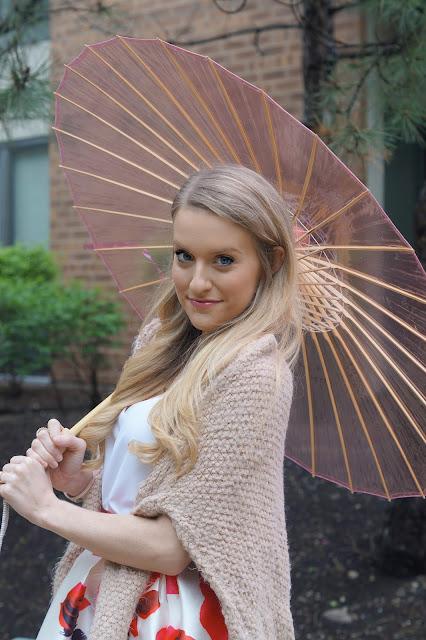 pink brelli umbrella