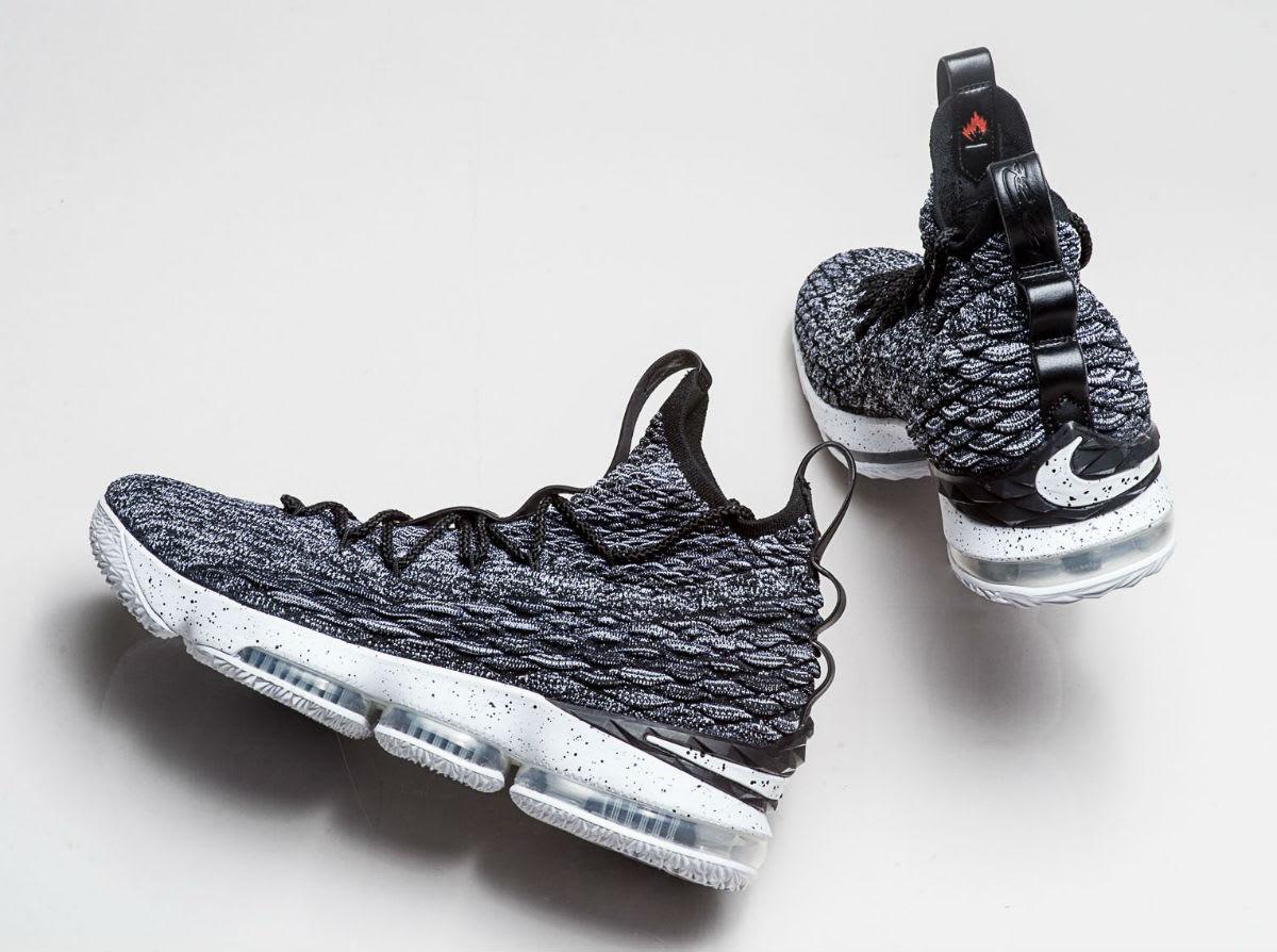 purchase cheap 2d65a 09dfb Nike LeBron 15 Ashes  Analykix