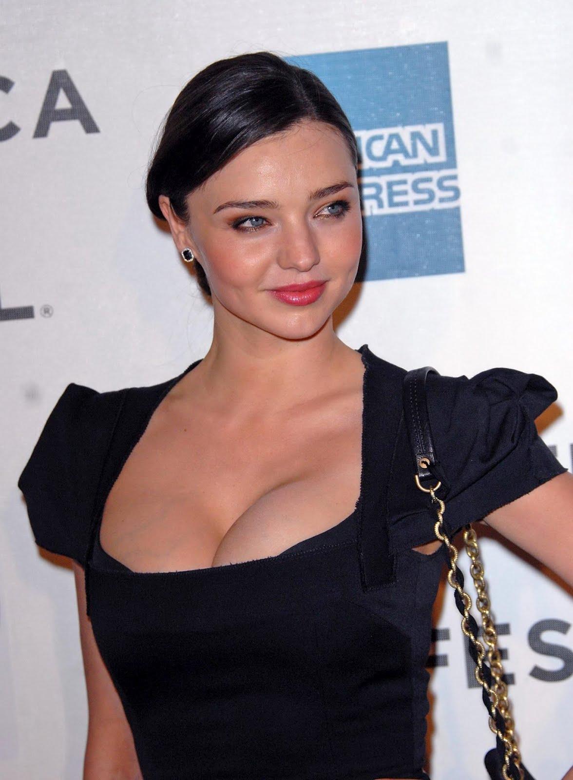Miranda Kerr Sizzzzle In Black - Watch Latest Movies ...