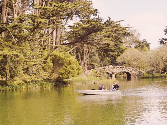 free things to do in San Francisco golden gate park stow lake