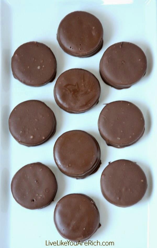 No-Bake Twix Cookie Recipe
