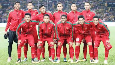 Daftar Pemain Timnas U-23 Indonesia