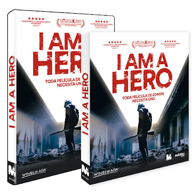 I AM A HERO de Mediatres Estudio