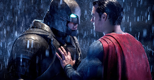 Cinema Viewfinder: Loose Thoughts on Batman v Superman: Dawn of Justice (2016)