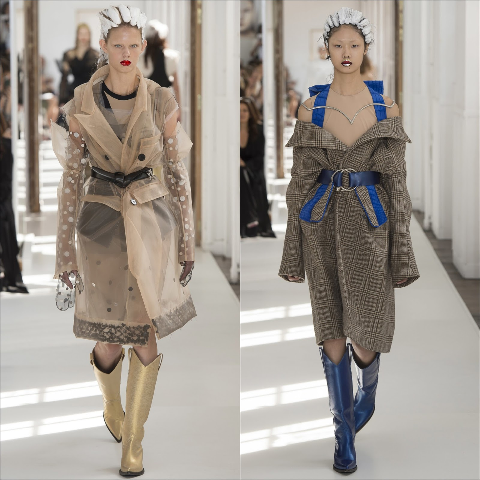 Runway report paris haute couture fashion week maison for Couture vs haute couture