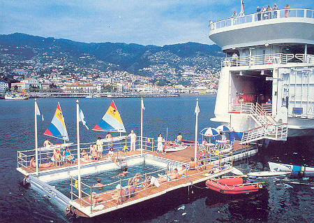 Primer crucero venezolano Ola Cruises, saldra desde La Guaira, diversion en el agua