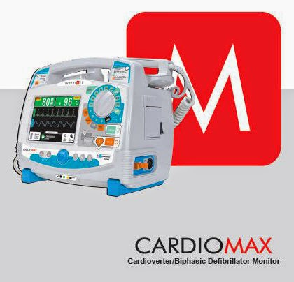 grosir biphasic cardiomax instramed murah