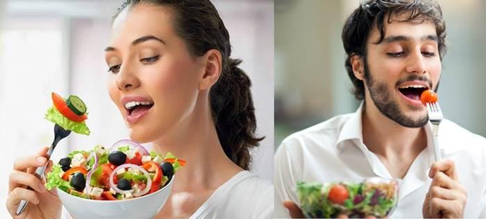Comer despacio promueve una mejor digestión