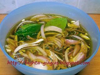 Μαρινάδα για χοιρινό - από «Τα φαγητά της γιαγιάς»