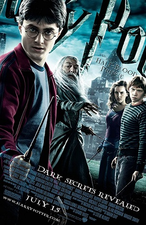 Harry Potter and the Half-Blood Prince 2009 Dual Audio Hindi 720p BluRay 1GB