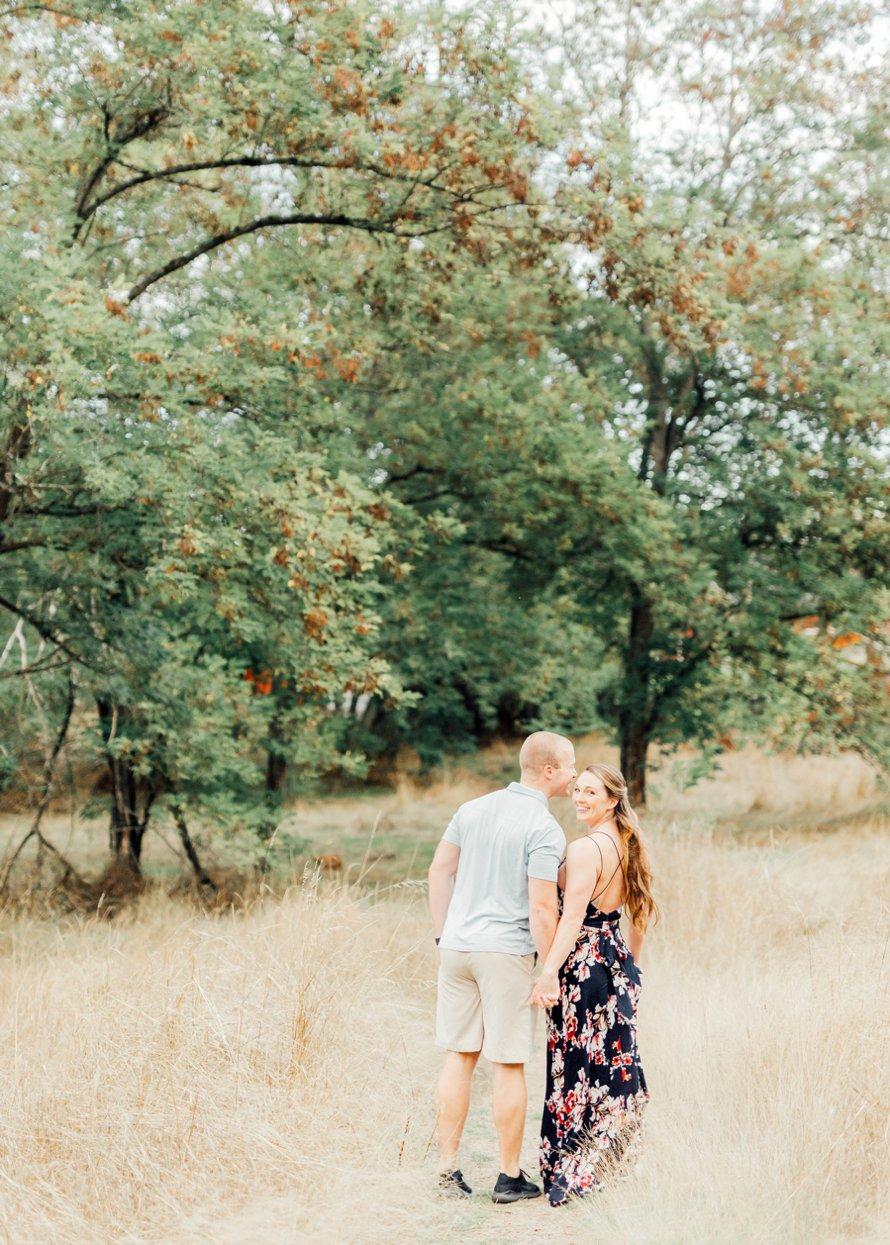 Fall Engagement Session-Bonney Lake Wedding Photographers-Something Minted Photography