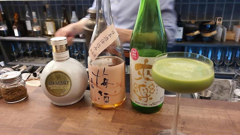 附近的日式酒吧喝一杯
