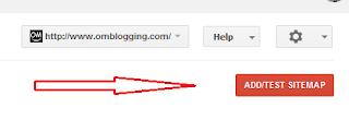Panduan submit sitemap dan feetch as google