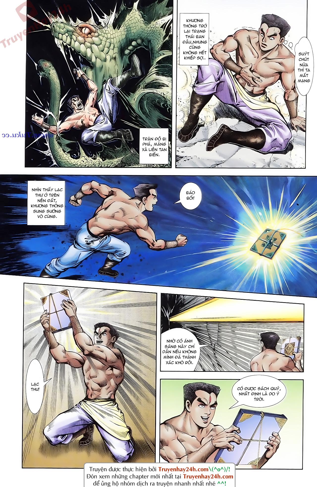 Cơ Phát Khai Chu Bản chapter 71 trang 9