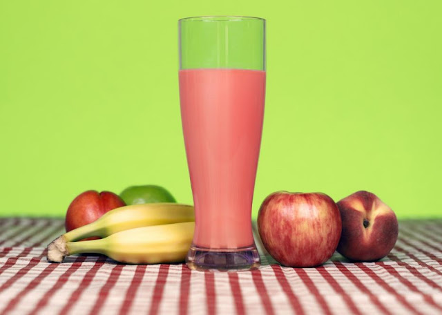 Resep Smoothies Buah Apel (Diet/ Menurunkan Berat Badan)