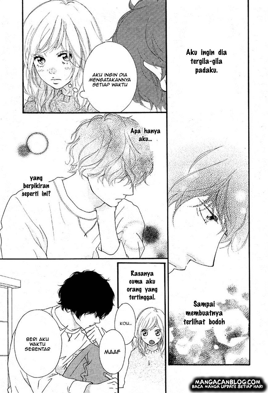 Ao Haru Ride Chapter 47-6