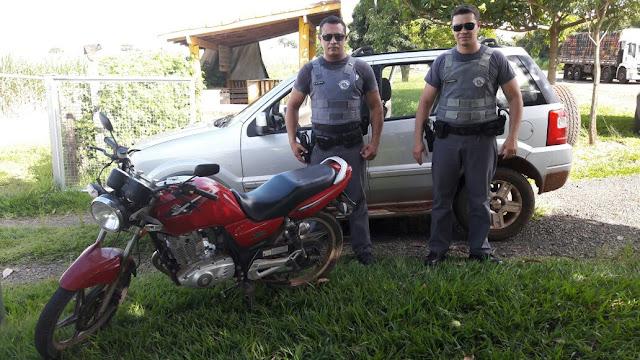 Foragido da Justiça de Minas Gerais é preso no trevo de Cajobi