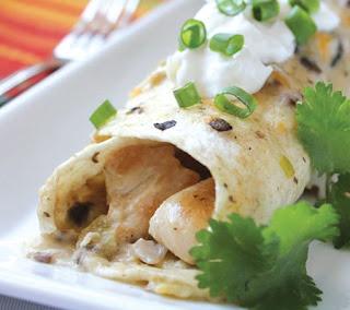 Chicken Enchiladas 2 Recipe