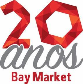 Shopping Bay Market comemora 20 anos com a campanha 'O Bay é Seu'