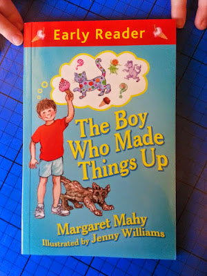 The Boy Who Made Things Up by Margaret Mahy review