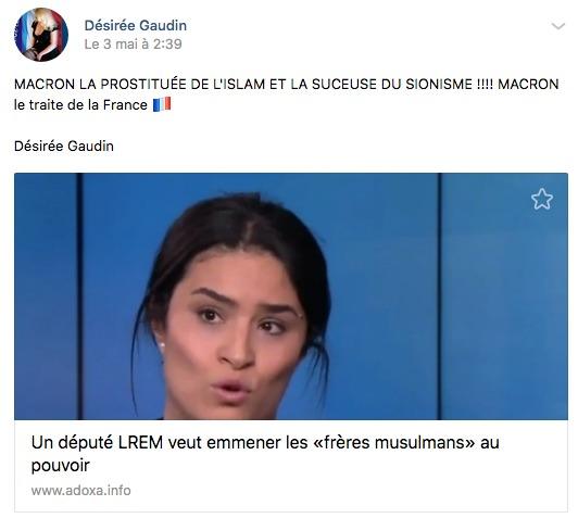 Désirée Gaudin