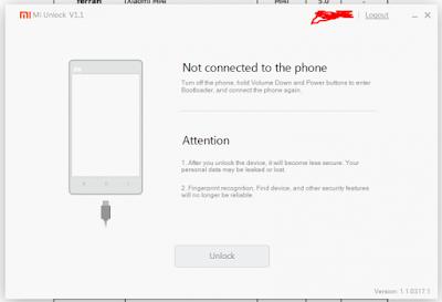Cara Mudah Unlock Bootloader All Device Xiomi Redmi Terbaru