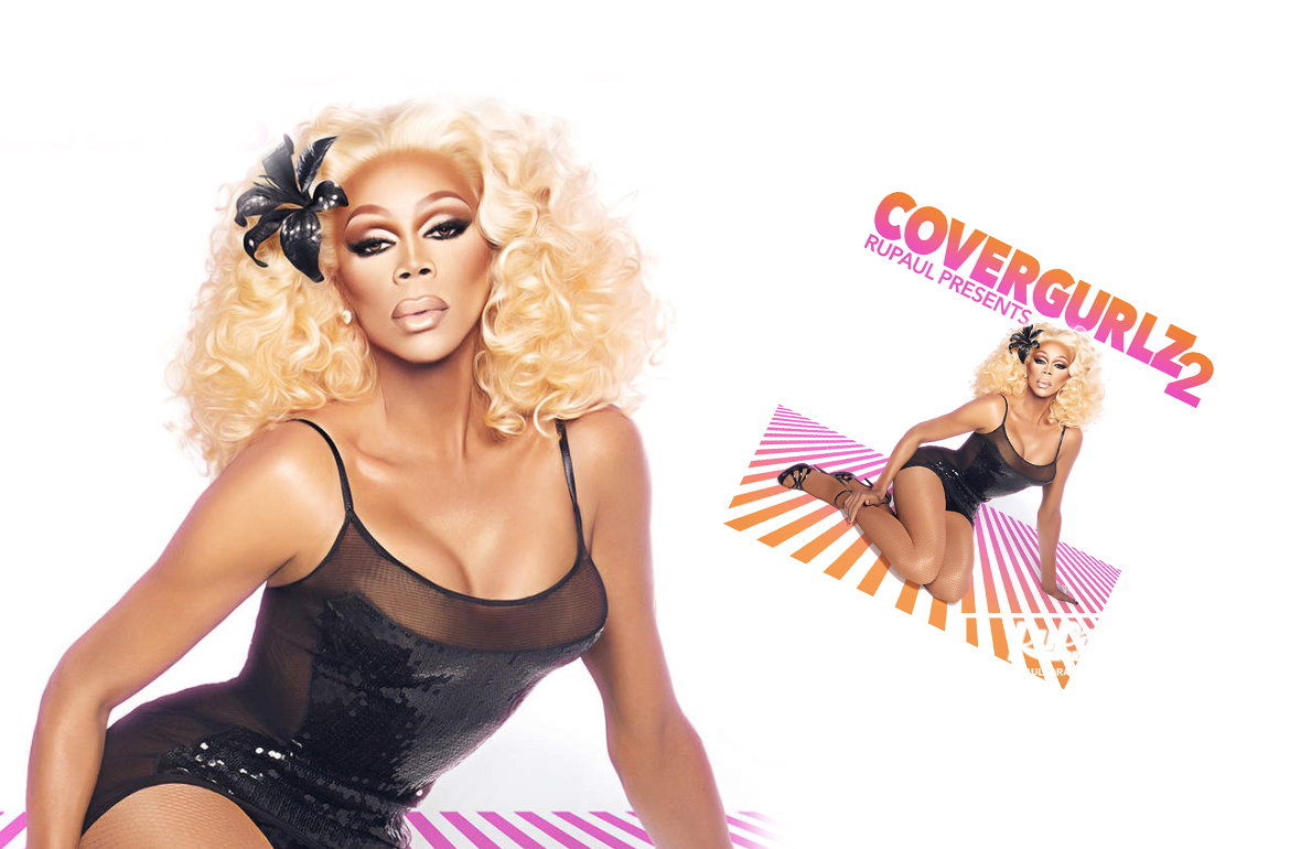 Music, RuPaul Presents CoverGurlz2 (iTunes Plus AAC M4A, 2016, Download From Mega)