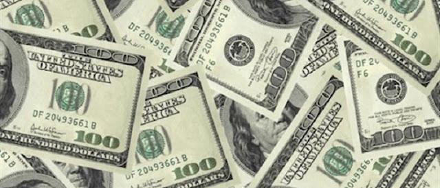 سعر صرف الدولار الامريكي مقابل باقي العملات العربية اليوم السبت 29 ابريل 2017 في السوق السوداء .