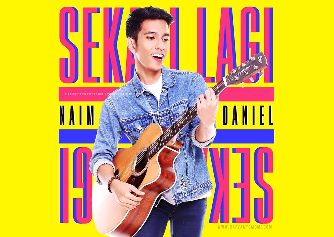 Lirik Lagu Sekali Lagi - Naim Daniel
