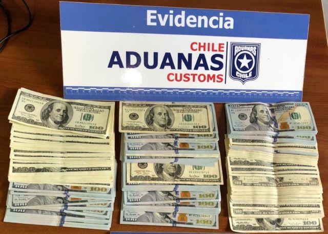 aduanas incauta dólares en paso fronterizo coyhaique alto