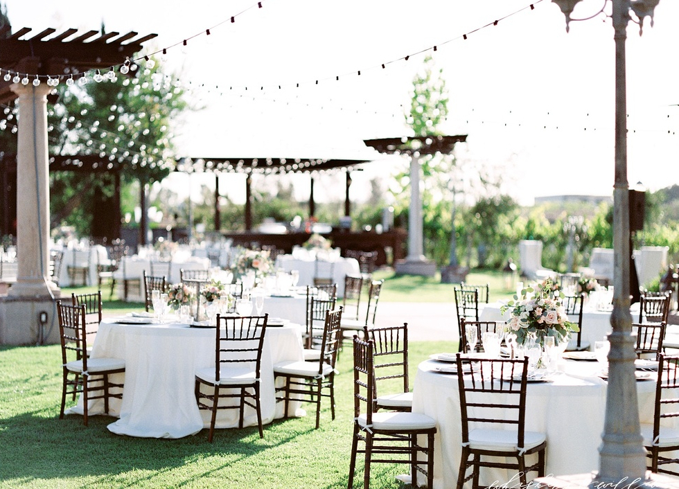 Mount Palomar Winery Wedding Venue