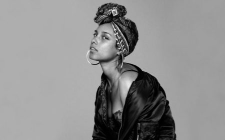 Alicia Keys ft. Kanye West & Travis Scott – In Common (Remix)