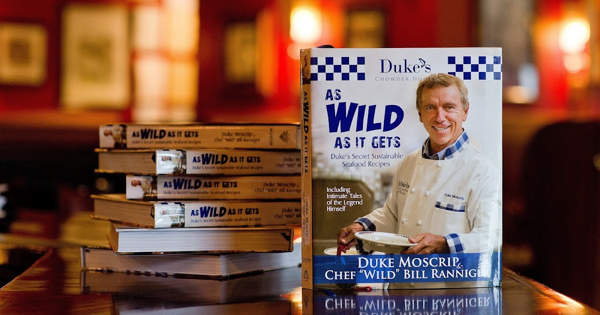 """About """"As Wild As It Gets       Duke's Secret Sustainable"""
