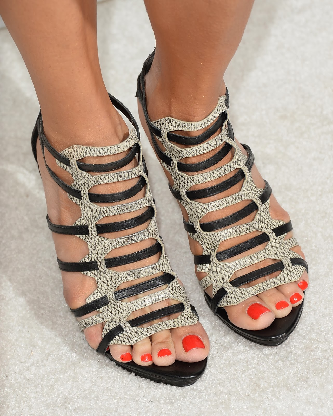 Sexy Shoes Feet Women