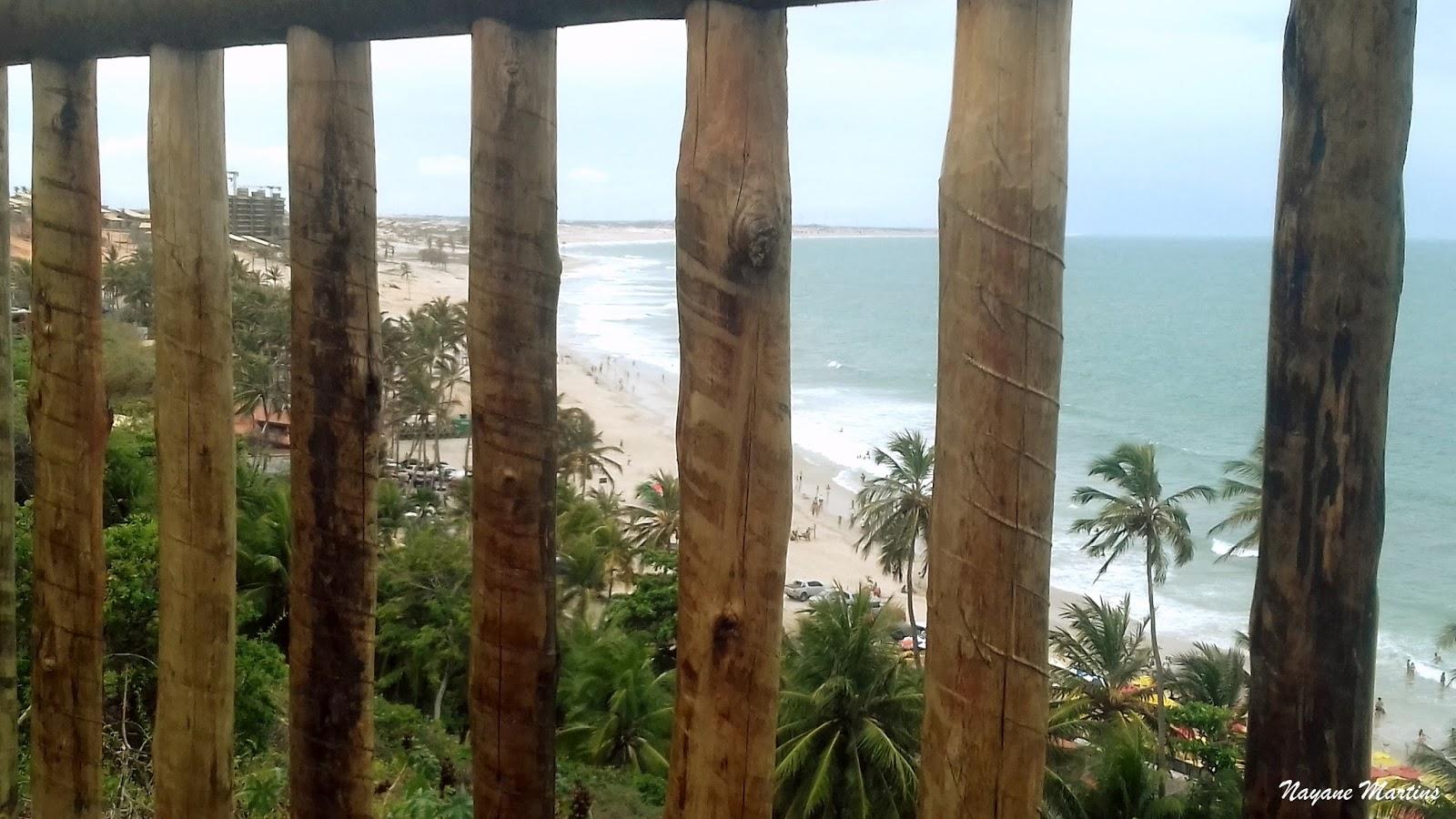 Praia de Lagoinha no Mirante