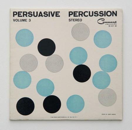Plastic Circles Josef Albers For Command Records