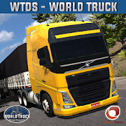 World Truck Driving Simulator 1.057 Apk + Mod + Data for Android