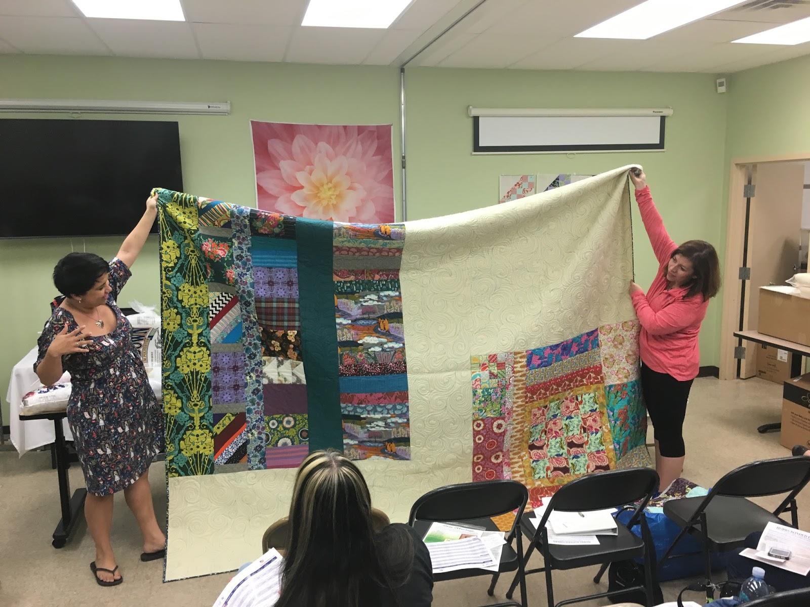 San Antonio Modern Quilt Guild: October 2017 Show & Tell : san antonio modern quilt guild - Adamdwight.com