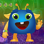 Games4King Cartoon Creature Escape Game
