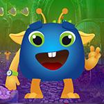 Games4King Cartoon Creature Escape Game
