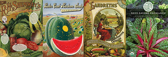 The Best Heirloom Garden Seed Catalogs