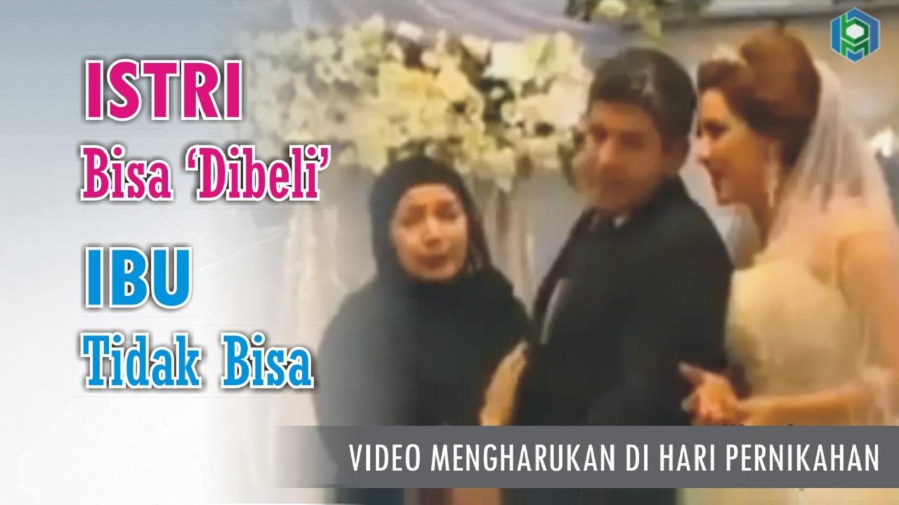 istri bisa dibeli ibu tidak bisa dibeli