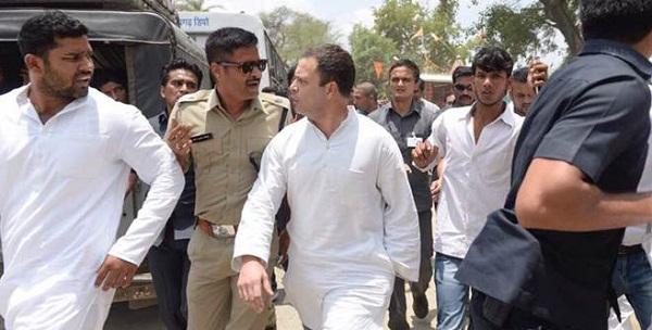 Jaipur Rajasthan Mandsaur Madhya Pradesh Curfew Farmers Protest Firing Rahul Gandhi Sachin Pilot